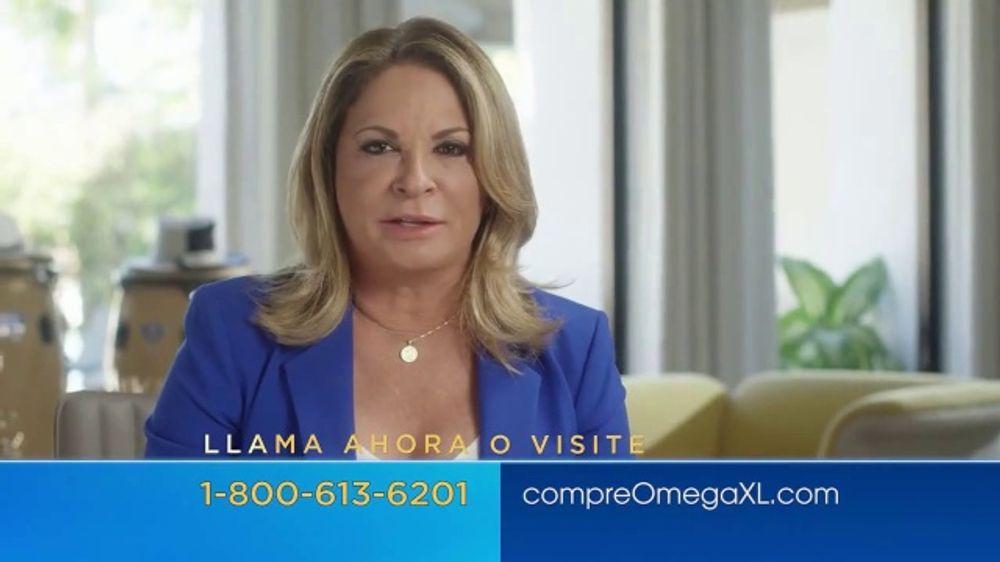 Omega XL TV Commercial, 'Mejora su calidad de vida' con Ana Mar??a Polo