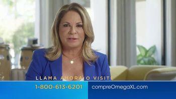 Omega XL TV Spot, 'Mejora su calidad de vida' con Ana María Polo [Spanish] - 4 commercial airings