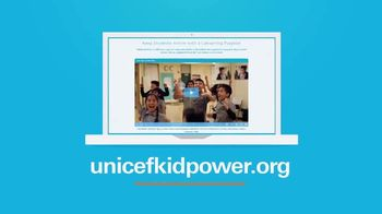 UNICEF TV Spot, 'Kid Power: Dance and Exercise Videos' - Thumbnail 4