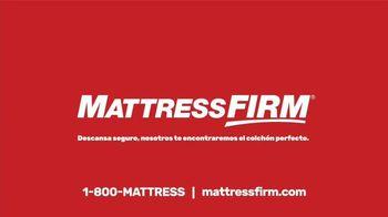 Mattress Firm TV Spot, 'Promesa de descanso seguro' [Spanish] - Thumbnail 9