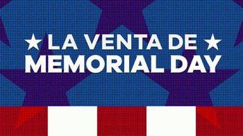 Rooms to Go Venta de Memorial Day TV Spot, 'Traemos muchos ahorros' [Spanish] - Thumbnail 2