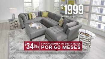 Rooms to Go Venta de Memorial Day TV Spot, 'Traemos muchos ahorros' [Spanish] - Thumbnail 5