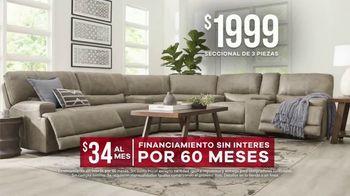 Rooms to Go Venta de Memorial Day TV Spot, 'Traemos muchos ahorros' [Spanish] - Thumbnail 8