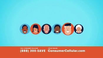 Consumer Cellular TV Spot, 'Better Value: Spring Into Savings' - Thumbnail 4