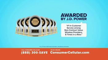 Consumer Cellular TV Spot, 'Better Value: Spring Into Savings' - Thumbnail 5