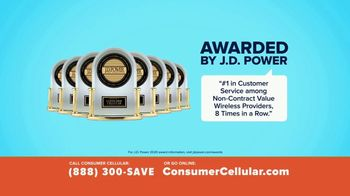 Consumer Cellular TV Spot, 'Better Value: Spring Into Savings' - Thumbnail 6