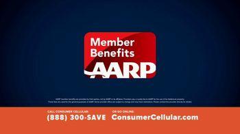 Consumer Cellular TV Spot, 'Better Value: Spring Into Savings' - Thumbnail 7