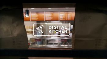 Chipotle Mexican Grill Digital Kitchen TV Spot, 'Appetizing: $1 Delivery'