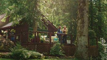 Consumer Cellular TV Spot, 'Cabin: Spring Into Savings' - Thumbnail 1