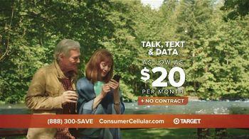 Consumer Cellular TV Spot, 'Cabin: Spring Into Savings' - Thumbnail 6