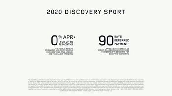2020 Land Rover Discovery Sport TV Spot, 'Whatever Your Path' [T2] - Thumbnail 8