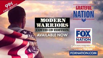 FOX Nation TV Spot, 'Modern Warriors: COVID-19 Edition' - Thumbnail 8