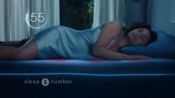 Sleep Number Memorial Day Sale TV Spot, 'Adjustable Settings: Delivery & Setup' - Thumbnail 6