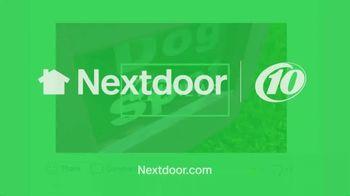 Nextdoor TV Spot, 'CBS 10: Working Together' - Thumbnail 10