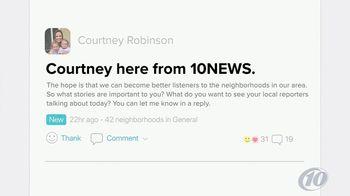 Nextdoor TV Spot, 'CBS 10: Working Together' - Thumbnail 2