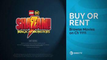 DIRECTV Cinema TV Spot, 'Shazam! Magic and Monsters' - Thumbnail 9