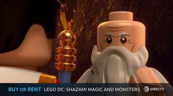 DIRECTV Cinema TV Spot, 'Shazam! Magic and Monsters' - Thumbnail 2