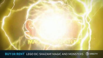 DIRECTV Cinema TV Spot, 'Shazam! Magic and Monsters' - Thumbnail 8