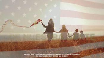 Latinos4Trump 2020 TV Spot, 'Orgullo' [Spanish] - Thumbnail 4