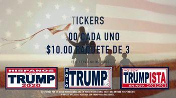 Latinos4Trump 2020 TV Spot, 'Orgullo' [Spanish] - Thumbnail 5