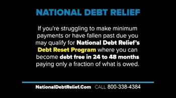 National Debt Relief Debt Reset Program TV Spot, 'Special Announcement: COVID-19' - Thumbnail 2