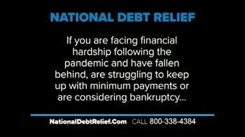 National Debt Relief Debt Reset Program TV Spot, 'Special Announcement: COVID-19' - Thumbnail 4