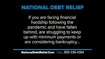 National Debt Relief Debt Reset Program TV Spot, 'Special Announcement: COVID-19'