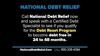 National Debt Relief Debt Reset Program TV Spot, 'Special Announcement: COVID-19' - Thumbnail 5
