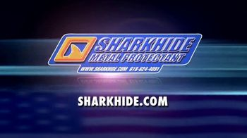 Sharkhide Metal Protectant TV Spot, 'Protects All Types of Metals' - Thumbnail 8