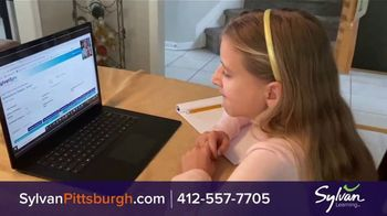 Sylvan Learning Centers TV Spot, 'Live, Online Tutoring' - Thumbnail 7