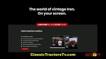 Classic Tractor Fever TV TV Spot, 'Subscribe' - Thumbnail 4