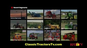 Classic Tractor Fever TV TV Spot, 'Subscribe' - Thumbnail 6