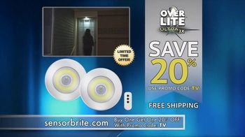 Over Lite Ultra TV Spot, 'Add Light to Any Room: Save 20%' - Thumbnail 8