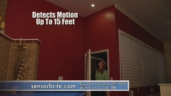 Over Lite Ultra TV Spot, 'Add Light to Any Room: Save 20 Percent'