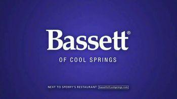 Bassett Memorial Day Sale TV Spot, 'The Community We Love' - Thumbnail 10