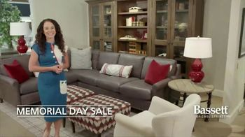 Bassett Memorial Day Sale TV Spot, 'The Community We Love'
