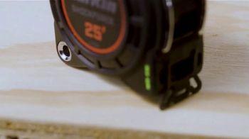 Crescent Lufkin Shockforce Tape Measure TV Spot, 'Backyard Ready: Premium Products' - Thumbnail 2