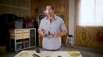 Crescent Lufkin Shockforce Tape Measure TV Spot, 'Backyard Ready: Premium Products' - Thumbnail 6