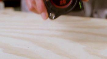 Crescent Lufkin Shockforce Tape Measure TV Spot, 'Backyard Ready: Premium Products' - Thumbnail 9