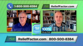 Relief Factor TV Spot, 'Business is Good'
