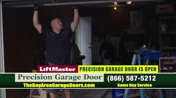 Precision Door Service TV Spot, 'Vulnerable'