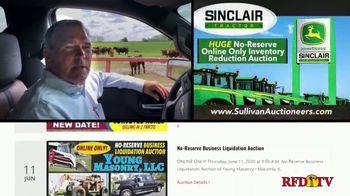Sullivan Auctioneers TV Spot, '2020 June and July Listings'