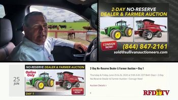 Sullivan Auctioneers TV Spot, '2020 June and July Listings' - Thumbnail 6