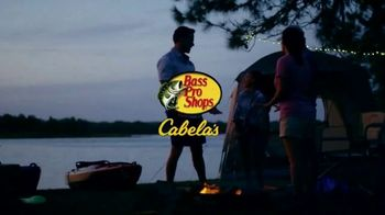 Bass Pro Shops Go Outdoors Sale TV Spot, 'Eclipse Tent and Kayaks' - Thumbnail 4