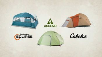 Bass Pro Shops Go Outdoors Sale TV Spot, 'Eclipse Tent and Kayaks' - Thumbnail 6