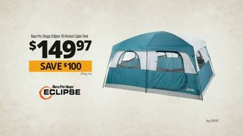 Bass Pro Shops Go Outdoors Sale TV Spot, 'Eclipse Tent and Kayaks' - Thumbnail 7
