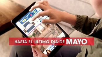 Rooms to Go Venta de Memorial Day TV Spot, 'Ahora es diferente' [Spanish] - Thumbnail 5
