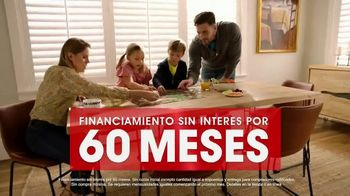 Rooms to Go Venta de Memorial Day TV Spot, 'Ahora es diferente' [Spanish] - Thumbnail 7