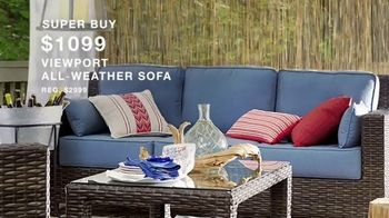 Macy's Memorial Day Sale TV Spot, 'Furniture and Mattress Superbuys' - Thumbnail 2