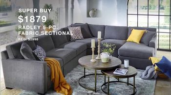 Macy's Memorial Day Sale TV Spot, 'Furniture and Mattress Superbuys' - Thumbnail 3